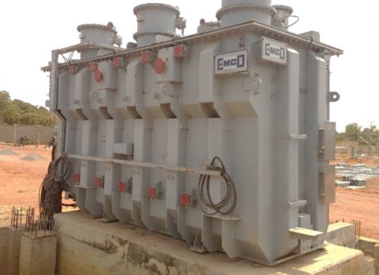 60 MVA132/33 kV Power Transformer