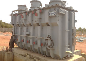 60 MVA132/33 kV Power Transformer