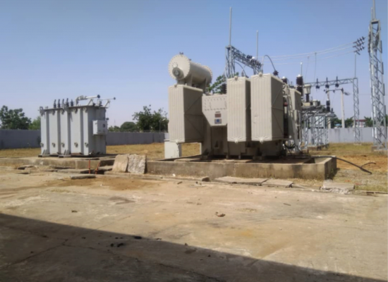 15  MVA 33/11 kV Power Transformer
